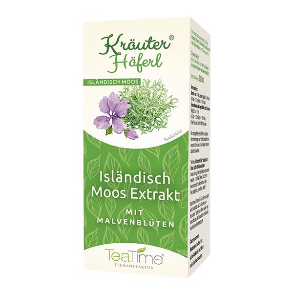 Isländisch Moos Extrakt mit Malvenblüten (NEM)