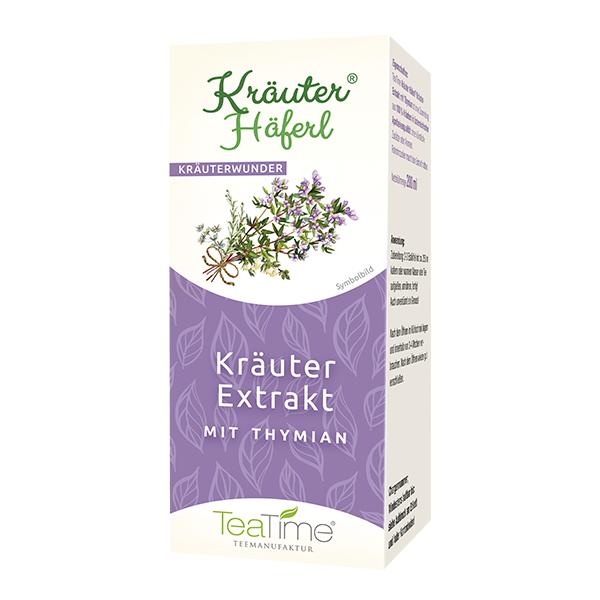Kräuter-Thymian Extrakt Kräuterwunder