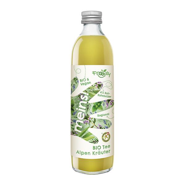 Froody - Bio Tee Alpenkräuter